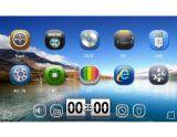 Stereo автомобильного радиоприемника с iPod RDS мультимедиа 3G TV автомобиля