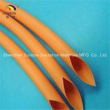 Aislante de tubo del encogimiento del calor de la poliolefina de la aprobación de la UL sin el pegamento para el cable