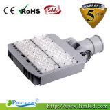 Pára-brisas de alumínio ao ar livre 100W LED Street Light