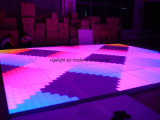 Grundlegende Version RGB LED Digital Dance Floor des Stadiums-Partei-Hochzeits-Disco-Licht-1mx1m