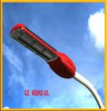 Réverbère automatiquement commandé de LED