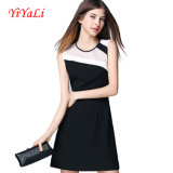 Form Women Long Dress für Young Girl Clothing Summer