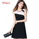Mode Women Long Dress pour la jeune fille Clothing Summer