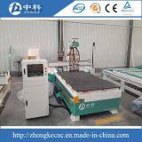 3 машины маршрутизатора CNC головок пневматических