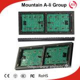 Módulo ao ar livre do indicador de diodo emissor de luz da cor da venda P10mm da fábrica de China único