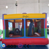Coco Water Design Inflatable Stadium Thème Bouncer / Slide LG9044