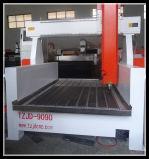 Router di legno di taglio di CNC del MDF del metallo del PVC della plastica