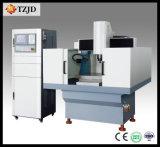Form-Gravierfräsmaschine beim Metallstich-Prägen