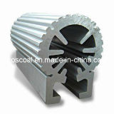 Tubo de extrusión de aluminio / aluminio (ISO9001 : 2008 certificado )