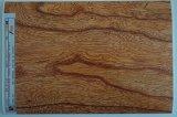 Plaques en acier d'impression du bois bon marché de configuration