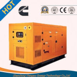 réservoir de carburant de 40kw/50kVA 24hours Cummins Genset silencieux