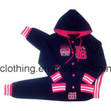Inverno Kids Girl Sport Suit per Children Clothes