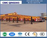 De Aanhangwagen van de Chassis van de container (dubbel-As/tri-As)