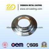アルミニウム高品質OEMはCNCの機械化を用いるダイカストを