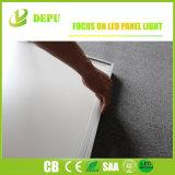 Dünne Instrumententafel-Leuchte der flache Oberflächen-eingehangene Decken-600X600 des Quadrat-LED