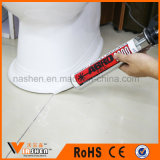 Sellante acético Malasia del silicón de la construcción de fines generales RTV