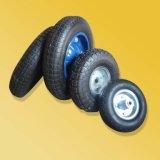 고무 바퀴/단단한 바퀴/외바퀴 손수레 바퀴 거품 바퀴