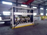 Cortadora automática de la columna de la barandilla con cuatro pistas