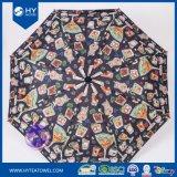 印刷された折る日傘をカスタム設計しなさい