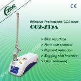 Портативная частично машина лазера СО2 удаления шрама