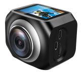 O registrador de controle remoto da ação da câmera de Vr 360 ostenta a câmera