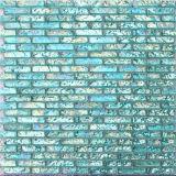 Het blauwe Marmeren Mozaïek van het Glas