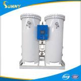 Nueva Estado y uso de nitrógeno Generador de nitrógeno de alta pureza con una pureza del 99,9995%