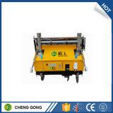 Het Pleisteren van het Cement van de Muur van de Nieuwe Bouw van China Automatische Machine voor Plafond