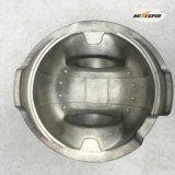 Dieselmotor-Kolben 6D16 für Mitsubishi-Hyundai geteilten vorbildlichen Durchmesser 118mm