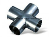 Stainless personalizado Steel para Pipe Fittings com Precision Casting