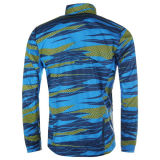 Jupe courante de Knit d'impression de sublimation de sport d'hommes