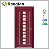 Prix intérieur de porte de salle de bains de PVC (prix de porte de PVC)