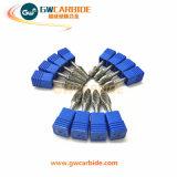 Bave rotative pneumatiche o elettriche del carburo di tungsteno della smerigliatrice