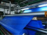 Encerado 0.55m m del PVC para la cubierta del carro y las cubiertas de tragante abierto del envase