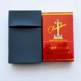 Modificar la cubierta de goma de la caja para requisitos particulares del rectángulo del cigarrillo del silicón