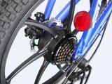 Bicicleta eléctrica plegable de 20 pulgadas con la batería ocultada