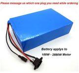 Batería de litio de la batería de ion de litio 60V 20ah para el coche eléctrico de Harley de la vespa