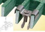 FRP Mクリップ/Fixedの部品か修復されたサポートまたはガラス繊維