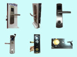 문을%s 열쇠가 없는 자물쇠 카드 판독기 호텔 자물쇠 시스템