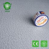 Suelo plástico auto-adhesivo impermeable del vinilo para el hogar