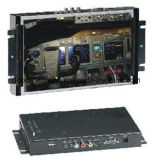 """10.2 """" мониторов рамки LCD Opne 16:9 касания промышленных"""