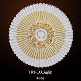 Карниз Hn-101 полиуретана медальонов канделябра потолка PU