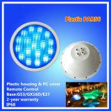, 수중 빛 중단되는, 18W 고성능 LED 수영풀 빛 LED 동위 램프