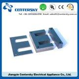 Nicht orientierte elektrische Stahlbleche mit E-Iform