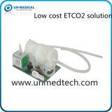 低価格の解決の内部Sidestream Etco2モジュール