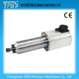 собственная личность Collet 80mm 1.5kw Er16 охлаждая мотор шпинделя маршрутизатора CNC