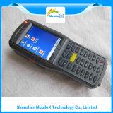 Colector de datos portable con la huella digital, programa de lectura de la frecuencia ultraelevada RFID