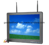 5.8GHz 32チャネルAVの受信機12.1インチの無線電信のモニタ