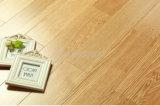 El solar de madera de /Laminate de la textura de /Real del suelo de la ceniza del hogar (color popular)