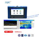 Funzionamento facile portatile Pqwt-Tc500 per trovare l'indicatore di posizione dell'acqua sotterranea
